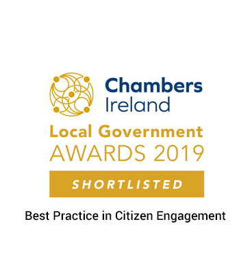 Chambers Ireland Shortlisted